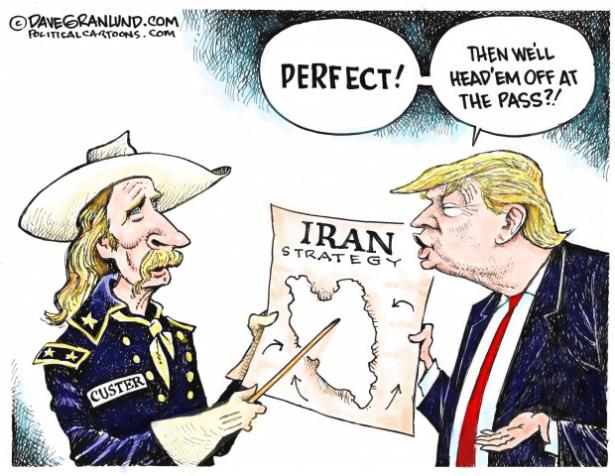 Trump-Iran-strategy-by-Dave-Granlund-PoliticalCartoons.com-1-1